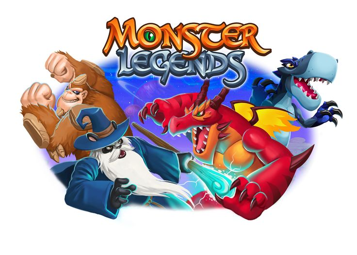 monster legends - Buscar con Google