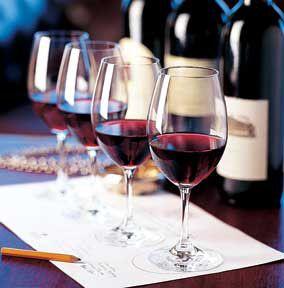√ wine tasting