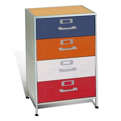 Summer Breeze Kids 6 Drawer Double Dresser Products Lockers And Dressers
