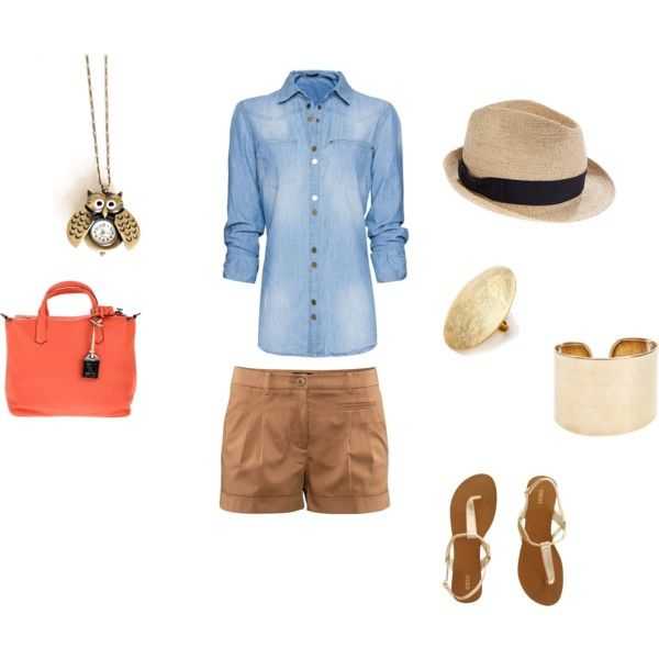 Fun summer outfit!: Summer Outfits, Outfits Clothing