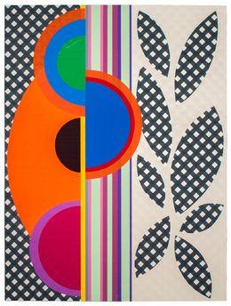 Beatriz Milhazes, 'Tropical Summer,' 2014, James Cohan Gallery