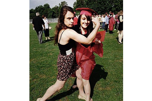 This Awesome Mom Went to Graduation Wearing the Dress Her Daughter's School Shamed Her Over
