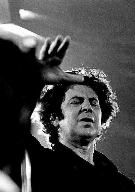 Mikis Theodorakis-- is a Greek songwriter that scored for the films ''Zorba the Greek'' (1964), ''Z'' (1969), and ''Serpico'' (1973).