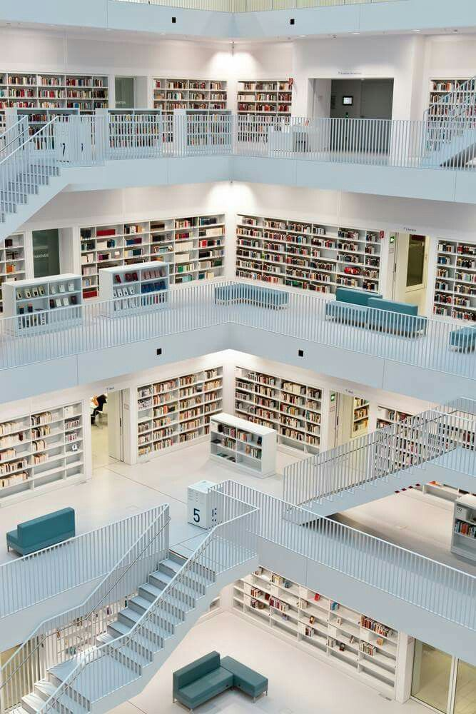 Not gonna lie, know this is a library, want it to be my house.