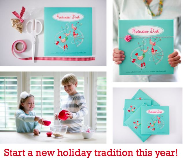 Reindeer Dust for the Holidays | The Shopping Mama #reindeerdust #holidaybooks