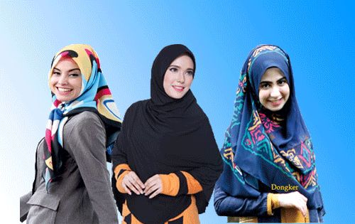 Warna-warna Hijab Yang Harus Di Miliki Oleh Hijaber
