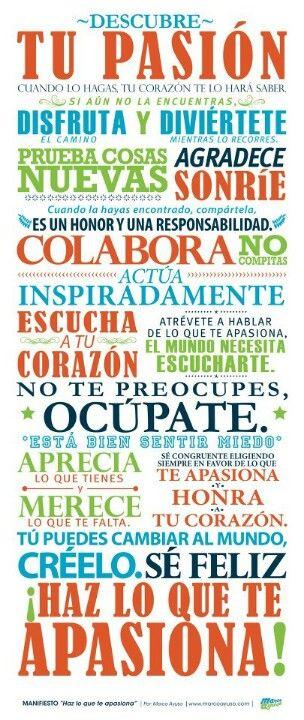 Consejo para la vida #Spanish quotes #citas #Quotes in Spanish #frases