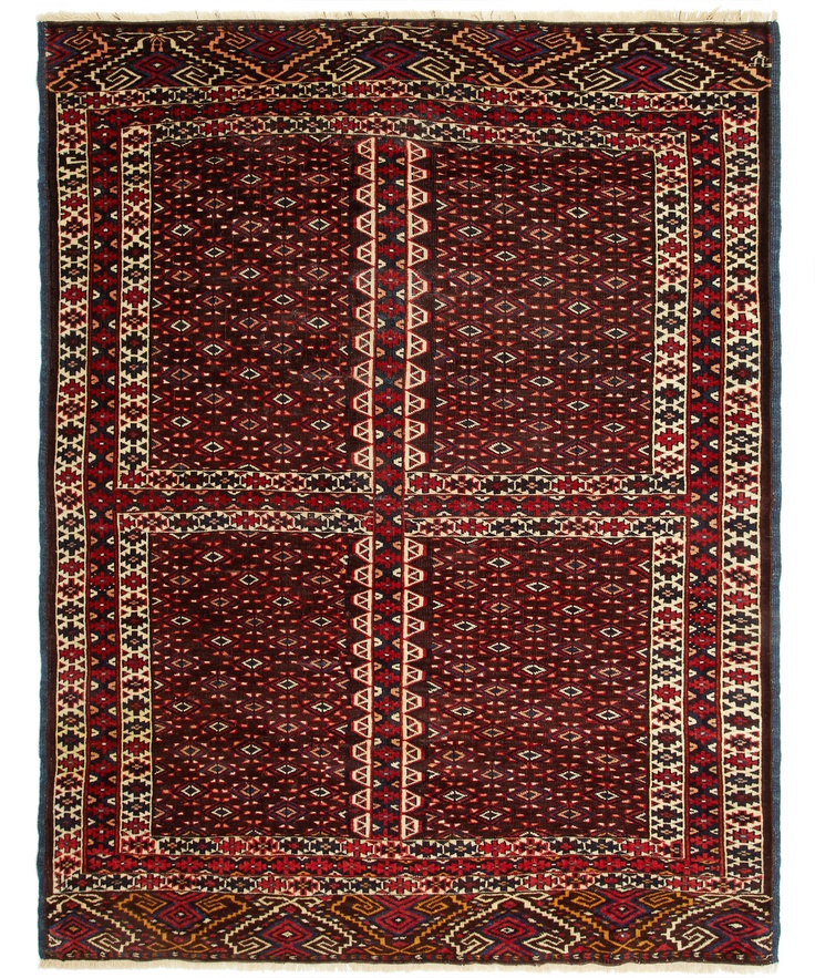 Yamout Hatchile Rug. Shop More From The Oriental Rug Collection At  Liberty.co.