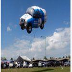 Balon Udara / Balon Promosi Produk Bentuk Mobil http://royalbalonpro.com/balon-promosi/