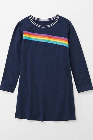 7a621dac8545 Navy Dress (3-16yrs)