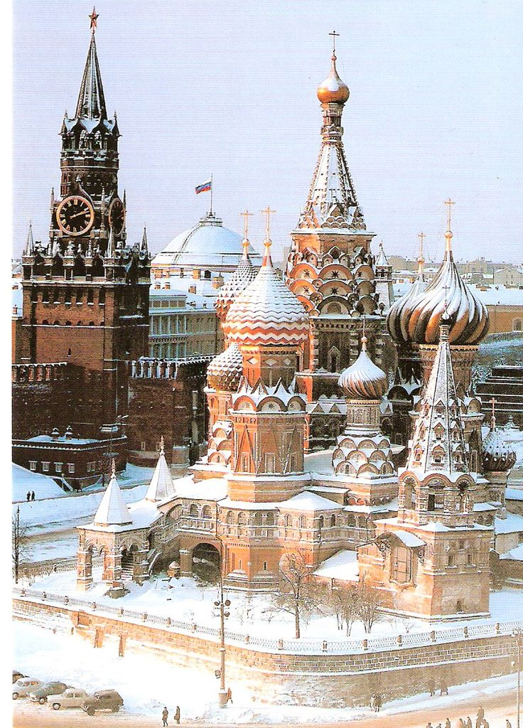 Moscow, now this time, but in the future.