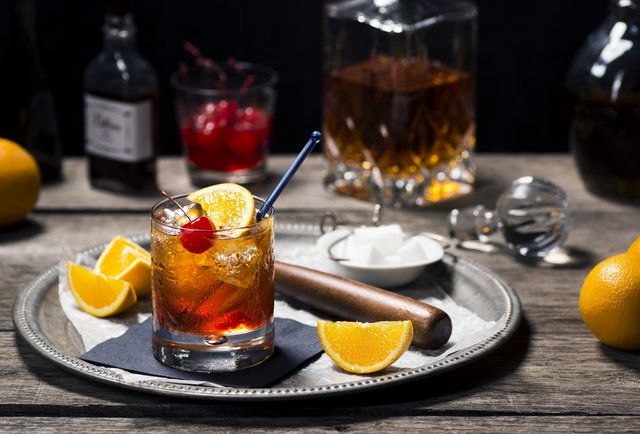 How to Make and Where to Get a Brandy Old Fashioned