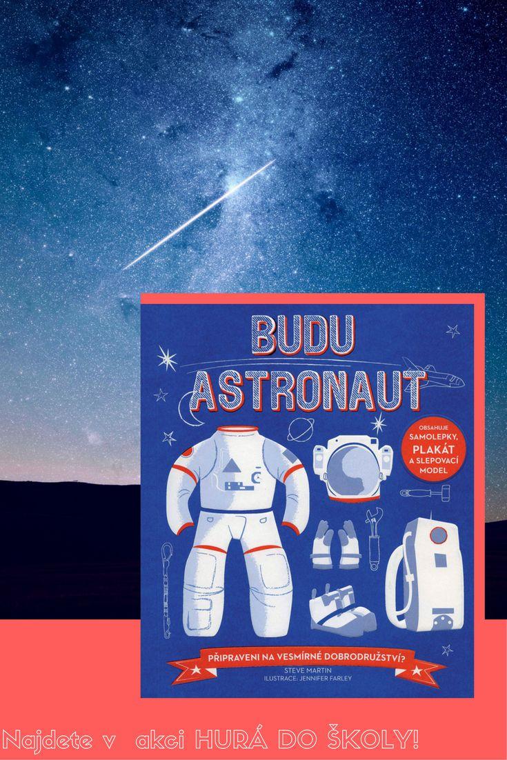 Sníš o letu do vesmíru? Chceš prozkoumat planetu Mars? K tomu ale potřebuješ spoustu znalostí z vědy, techniky, a dokonce i o pěstování rostlin. Získat je můžeš třeba tak, že absolvuješ všechny lekce z Akademie pro astronauty, které najdeš v této knížce! #kniha #aktivity #vesmir #astronaut #deti #encyklopedie #diy