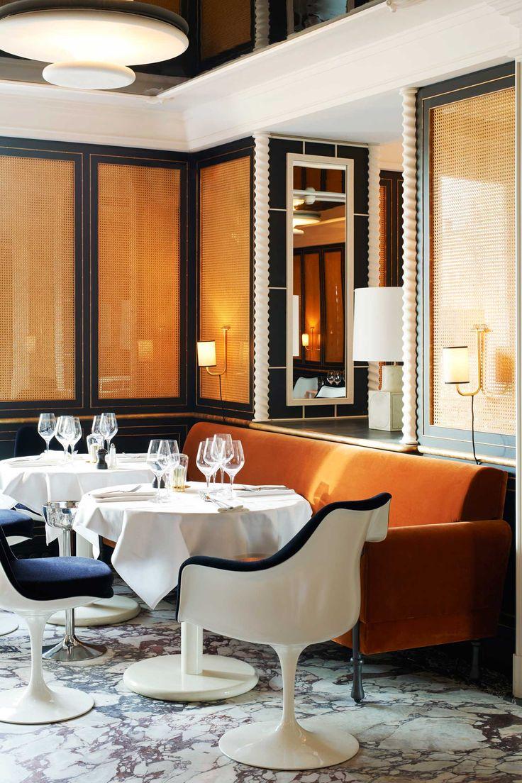 Joseph Dirand's LOULOU restaurant at Musée des Arts Décoratifs