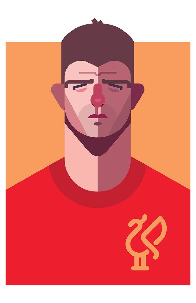 Match Of The Day - Daniel Nyari Graphic Design & Illustration