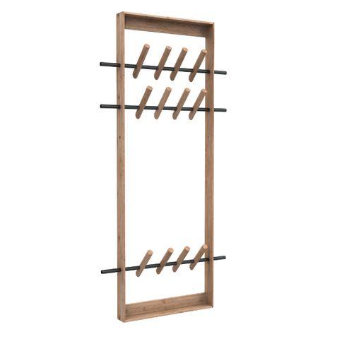 Buy Danish Bamboo Rectangular Coat Hanger | 212Concept