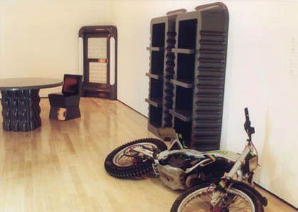 Ettore Sottsass. I Mobili Grigi. Poltronova 1970