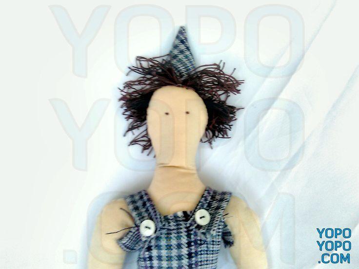 TAFY01C Oyuncak Bebek Erkek Renk: Karma  Kumaş: Karma  İç Dolgu: Elyaf  Ebat: 30 cm  Fiyat: 30 TL  Açıklama: Saçı İp Püsküllüdür.  Kargo: Alıcıya Ait (Firmayı seçebilirsiniz)