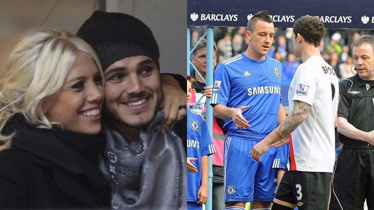 Os nove jogadores que roubaram a namorada de outros futebolistas