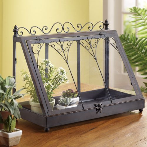 Terrarium Tabletop From Through The Country Door The
