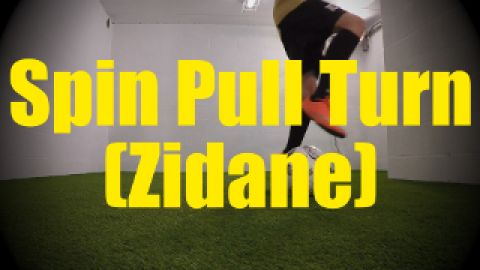 ** Pull Spin Turn (Zidane) - Dynamic Ball Mastery Drills for U10-U11 ** http://ultimatesoccermovescollection.com/videos/ball-control/on-the-spot/206-take-spin-pull-turn-180-half-zidane-turn More U10-U11 videos: http://ultimatesoccermovescollection.com/component/tags/tag/5-intermediate-u10-u11 More Dynamic Ball Mastery Drills: http://ultimatesoccermovescollection.com/videos/ball-control/in-the-lane