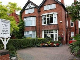 Victoria Lodge, Chester, Cheshire