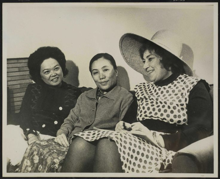 Patsy T. Mink Papers (Manuscript Reading Room, Library of Congress)