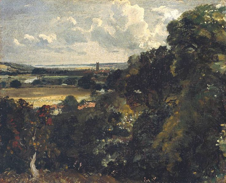 john constable essay John constable, an english landscape painter, was born on june 11, 1776 in east bergholt, suffolk he was never recognized in his homeland while alive and.