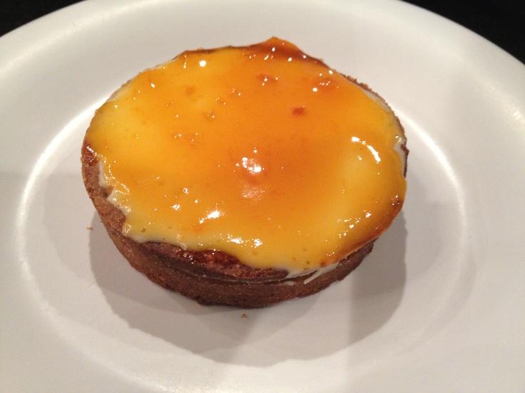 Lemon cream tart with apricot glaze   My Organic French Pasteries ...