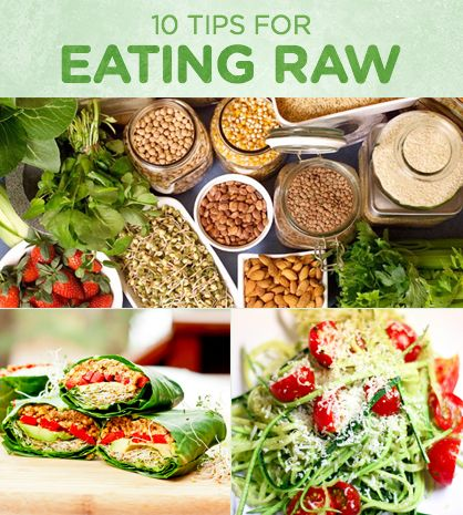 Thinking about going completely raw or incorporating raw principles into your lifestyle? The thought can be a little overwhelming and even scary, but with the proper tools, you can set yourself up for success. Whether you're a raw food expert or just a ...
