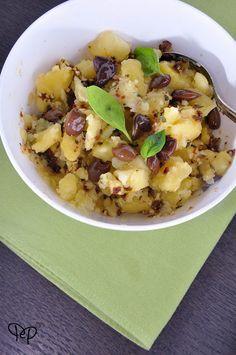 Insalata di patate ai profumi d'estate