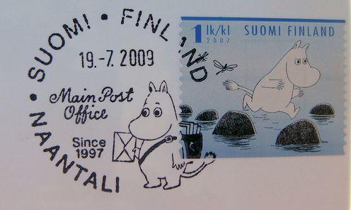 Moomin post
