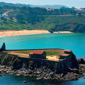 Capilla de La Lanzada, #Galicia #Spain