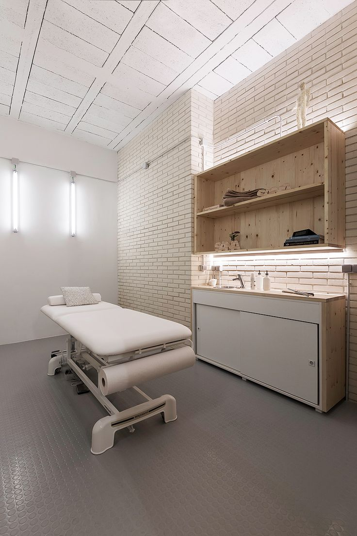 Centro de estética y Pilates diseñado por Nan arquitectos