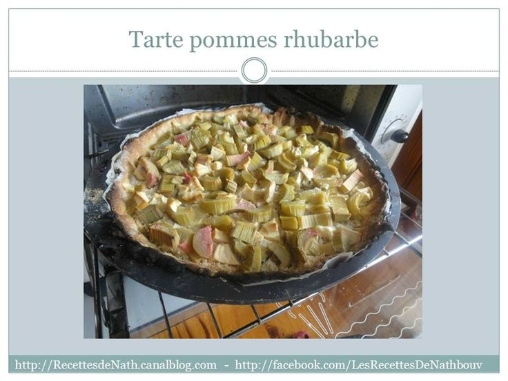 tarte rhubarbe1