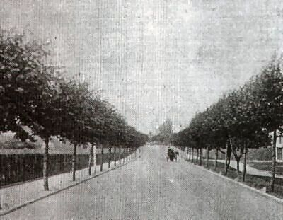 The Avenue of Remembrance, 1920s