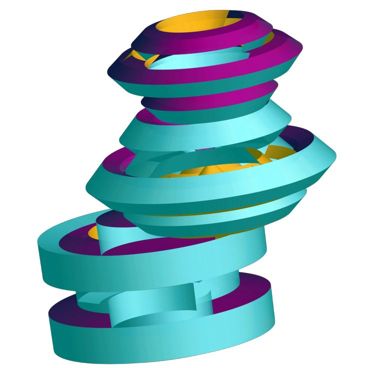"""""""Balancing Act"""" based on a over stack of plates trying to stay upright"""