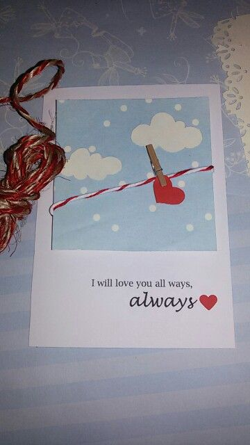 Loveyou card inspired by stampez.typepad.com