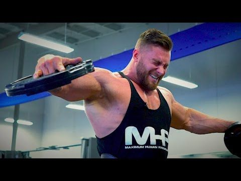 Muscle & Strength: Aesthetic Bodybuilding Shoulder Workout with Chris Bumstead