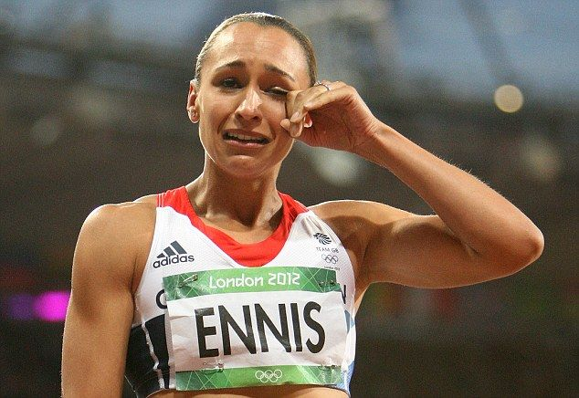 Jessica Ennis-Hill shocker After four of seven events in the Heptathlon, Jessica Ennis-Hill has a surprise 72 point lead over closest rival Nafi Thiam of Belgium, despite having had a baby almost two years ago. No one thought it possible that a woman could maintain a high level of excellence after becoming a mother, but... #EnnisHill, #Rio2016 http://rochdaleherald.co.uk/breaking-news/jessica-ennis-hill-shocker/