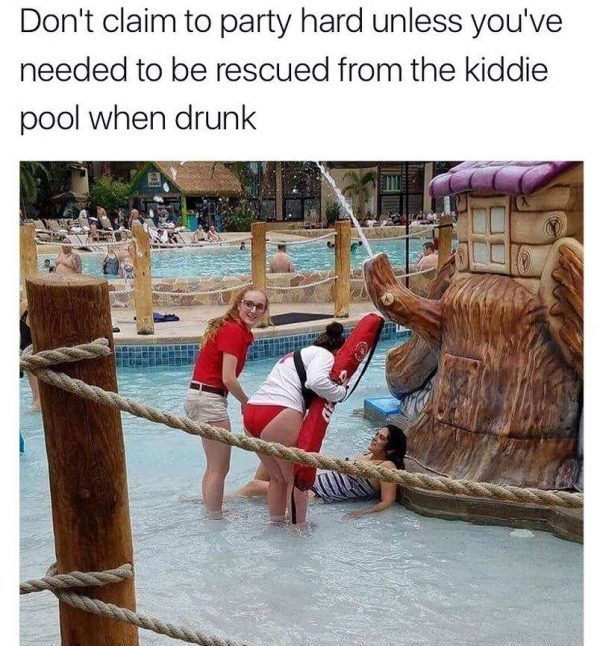 Please follow and like us:The post Dont claim to party hard – meme appeared first on Funny Adult Jokes, Pictures & Memes | Jokideo. Please follow and like us: