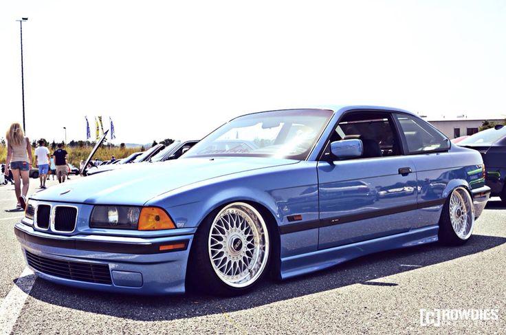 BMW e36 - BMW Classic - camber www.crowdies.de
