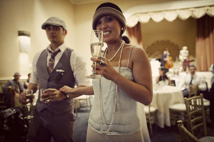 Fancy dress ideas for our Prohibition Night?