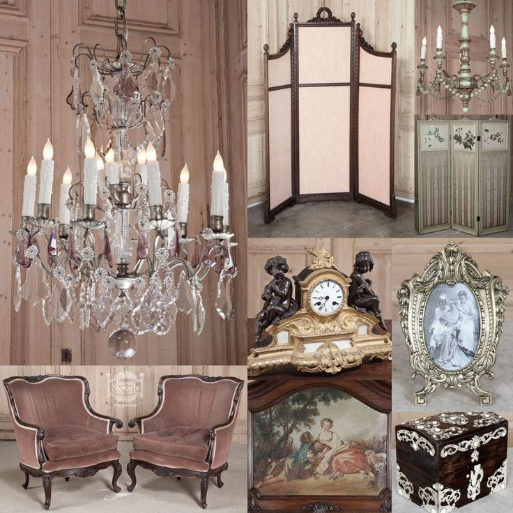 Antique Store Online ~ European Antiques ~ www.inessa.com