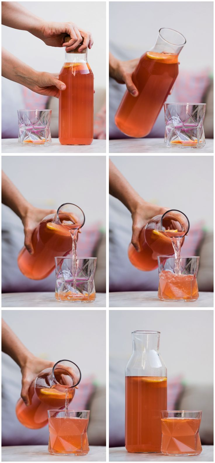 Mit Wasserkefirknöllchen ganz einfach zuhause gesunde, probiotische Limonade herstellen. Tipps und mein Lieblingsrezept gibt's hier :)