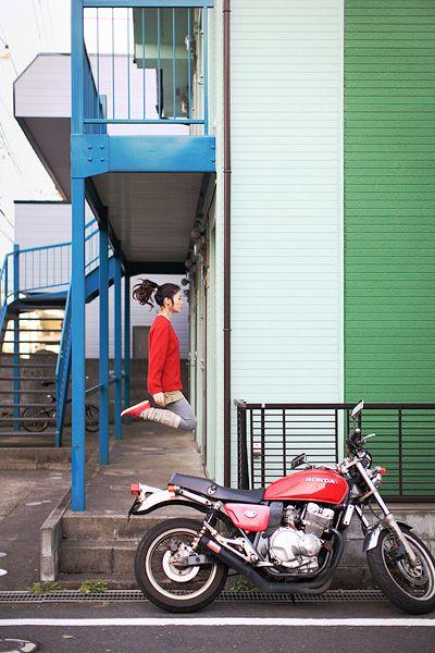Natsumi Hayashi   Levitating Girl Series