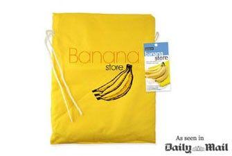Banana Store Bag