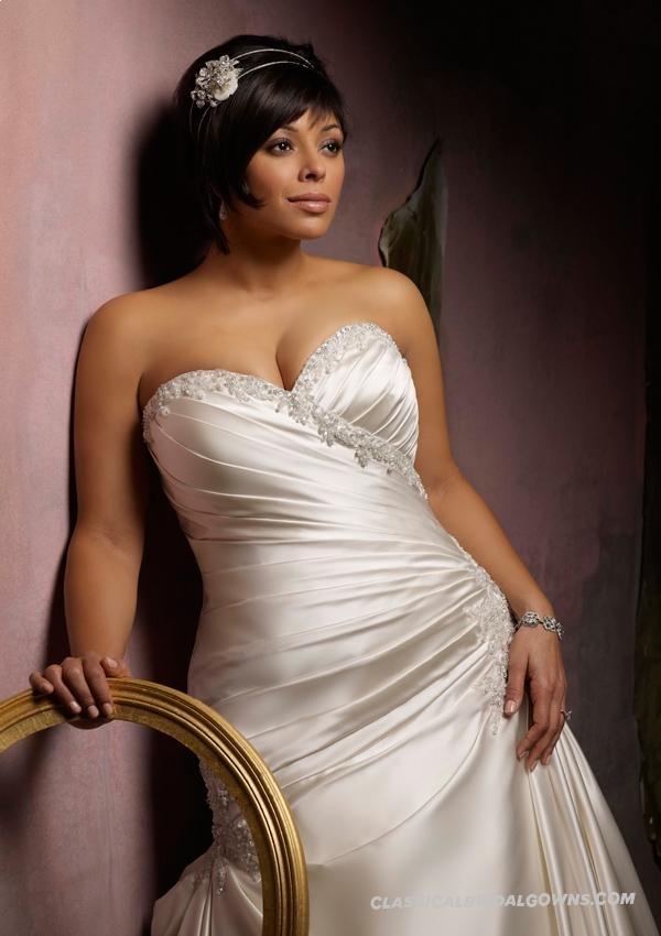 Get beautiful mori lee julietta 3121 plus size wedding for Cheap beautiful wedding dresses for sale