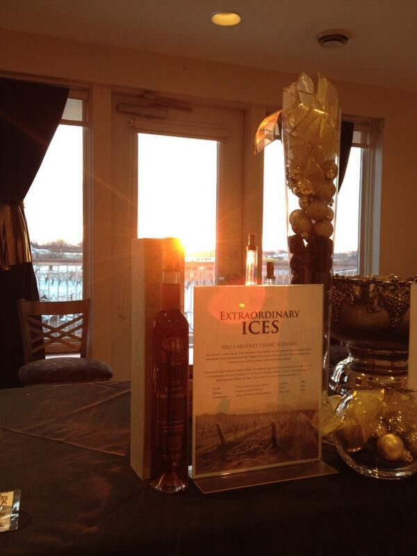 #IcewineFest
