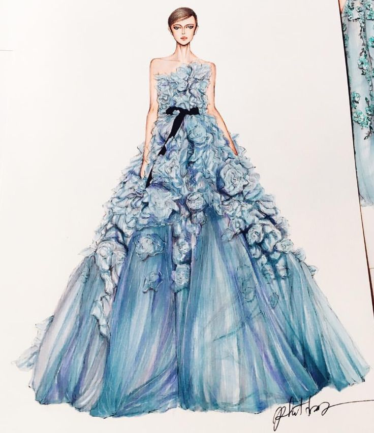 best 20 fashion illustration dresses ideas on pinterest